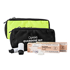 Curaplex Two Dose Opioid Overdose Kit, Black Case