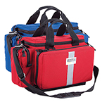Curaplex A500D Small ALS Bag, Red