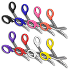 Paramedic Shears, 5.5, Yellow
