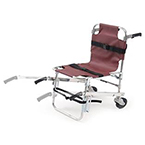 Stair Chair, Ferno Model 40, Burgundy