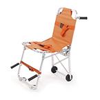 Ferno Model 42 Stair Chair, Orange