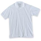 5.11 Utility Polo Shirt, Short Sleeve, White, Unisex XS