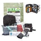 Curaplex Compact Responder Kit Intermediate, Level 1, SOF Tourniquet, Black