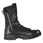 5.11, Boots, EVO, 8 inch Side Zip, Men, Black, 10/R