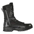 5.11, Boots, EVO, 8 inch Side Zip, Men, Black, 9.5/R