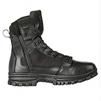 5.11, Boots, EVO, 6 inch Side Zip, Waterproof, Men, Black, 4/R