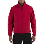 5.11, Jacket, Valiant Softshell, Range Red, Size SM