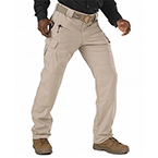 5.11, Pants, Stryke w/Flex-Tac, Men, Khaki 44/32