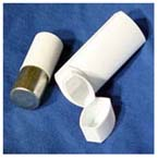 Metered Dose Inhaler, 5 Placebo Canisters Only