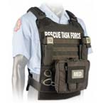 Rescue Task Force Vest Kit, Black