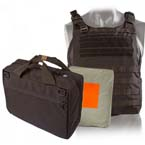 AGENT Rescue Task Force Vest, Soft Armor, Black