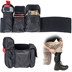 Ankle Trauma Kit with S-rolled Gauze
