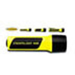 Streamlight 2AA ProPolymer Flashlight, Alkaline Battery-Powered, with Batteries, Yellow