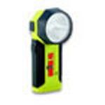 Big Ed 3700 Flashlight, Boxed, 4 C Alkaline Batteries, Yellow