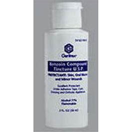 Benzoin Compound Tincture, 1oz. Bottle