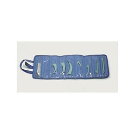 Rusch Laryngoscope Lite Blade Kit, Rigid Plastic, Non-Sterile, Single Use*LIMITED QUANTITY*