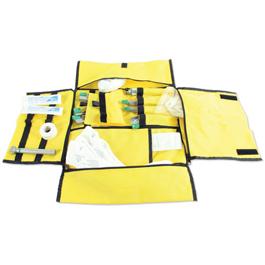 Intubation Case, 17inch x 26inch, Yellow