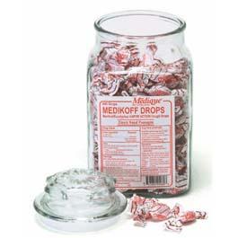 Medikoff Throat Lozenge, Cherry, 75/Box