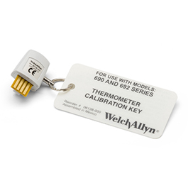 SureTemp Plus Thermometer Calibration Key Assembly