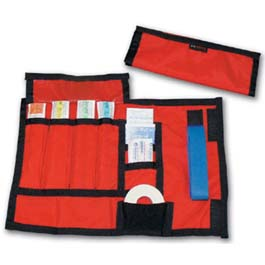LA Rescue IV Start Pack, Red, 13.5inch L x 9inch W