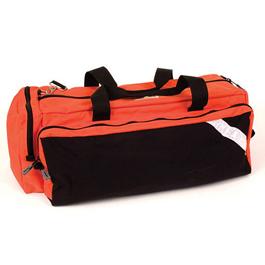Curaplex Oxy-Med Duffel, Orange, D Cylinder