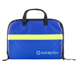 Curaplex Laryngoscope Zippered Case, Royal