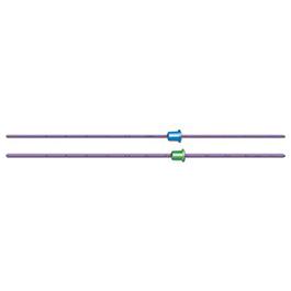 ET Tube Introducer, Pediatric, Malleable, Introducer (Bougie), 10 Fr x 70cm