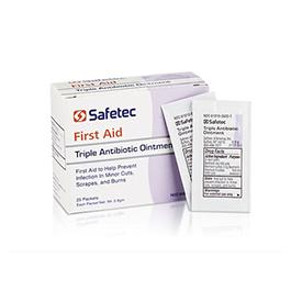 Triple Antibiotic Ointment, 0.9gm Unit Dose, 25/Bx