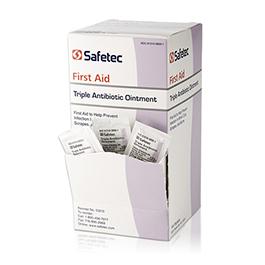 Triple Antibiotic Ointment, 0.9gm Unit Dose, 144/Bx