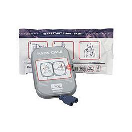 Adult/Child Smart II Defibrillator Pads, 1 Set, for Heart-Start FRx Defibrillator