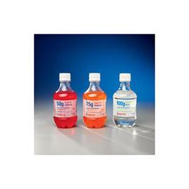 Trutol Glucose Tolerance Beverage, Non-Carbonated, Caffeine Free, Orange Flavor, 10oz bottle