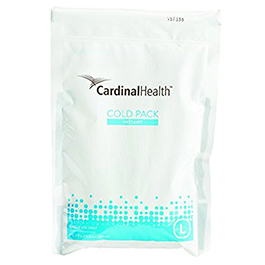 Instant Cold Pack, 6inch x 9inch, Non-sweat, Single Use, Large *Discontinued*