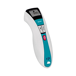 RediScan Thermometer, Digital Readout, Dual Scan Modes