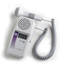 LifeDop 250 Hand-Held Doppler, w/ 4 MHz V Probe