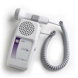 LifeDop 150 Hand-Held Doppler, No Display, w/ 8MHz V Probe