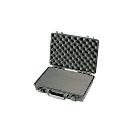 Pelican 1470 Case, 15.62inch x 10.43inch x 3.75inch, Black w/Pick N Pluck Foam