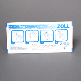 Zoll Electrodes, 4 Lead