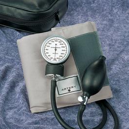 Prosphyg 770, incl Black Enamel Gauge, Size 11 Adult, Gray, Zippered Carrying Case, Latex
