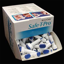 Accu-Chek Safe-T-Pro Lancet, Single Use *Discontinued*