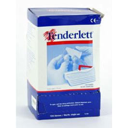 Lancets, Tenderlett, Red, 1 3/4mm Deep, 0.94mm Long