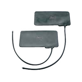 Neoprene Inflation Bladders, for Use w/Hand Aneroid Sphygmomanometers, Black, Adult
