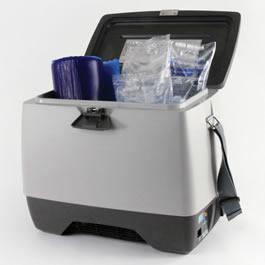 Engel EMS Fridge, Freezing/Heating Ability, Digital Thermometer w/Display, 14 qt