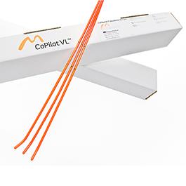 CoPilot VL Bougie, 60 cm Long Coude Tip, Single Use, 14 Fr *Limited Quantity*