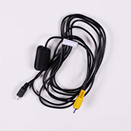 King Vision Custom Video Out Reusable Cable, 2.75m