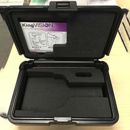 Replacement Carrying Case for the King Vision Video Laryngoscope