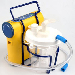 LCSU 4 (Laerdal Compact Suction Unit), 800mL, RTCA Approval