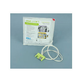 Stat-padz II Electrodes, for AED Plus/AED Pro, Adult