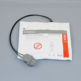Edge System Electrodes, w/Redi-Pak Preconnect System