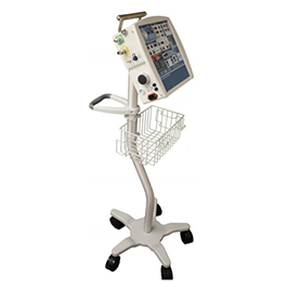 Roll Stand with Quick-Release Mount, for AHP300 Ventilator