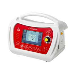Ventilator, e500 Electronic Automatic Transport